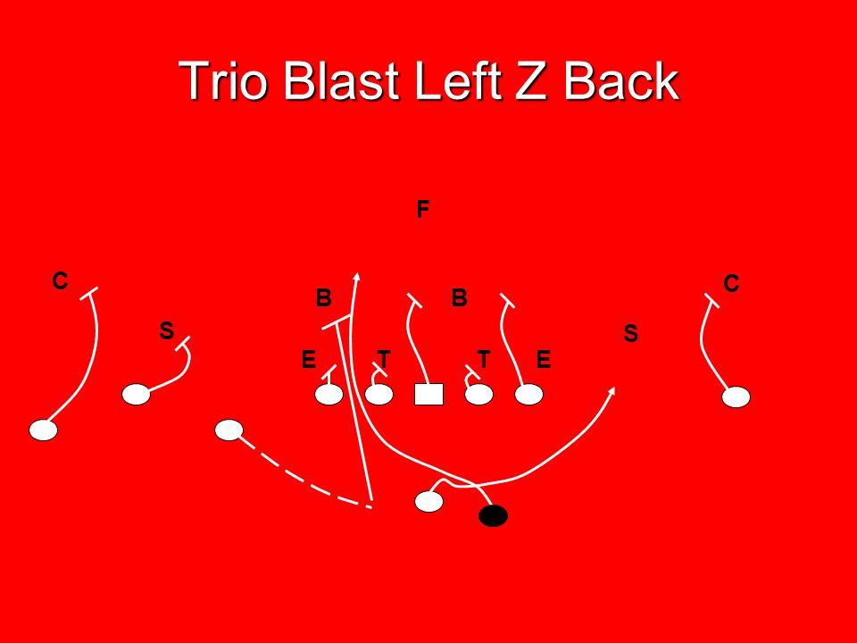 Trio Blast Left Z Back F C C B B S S E T T E