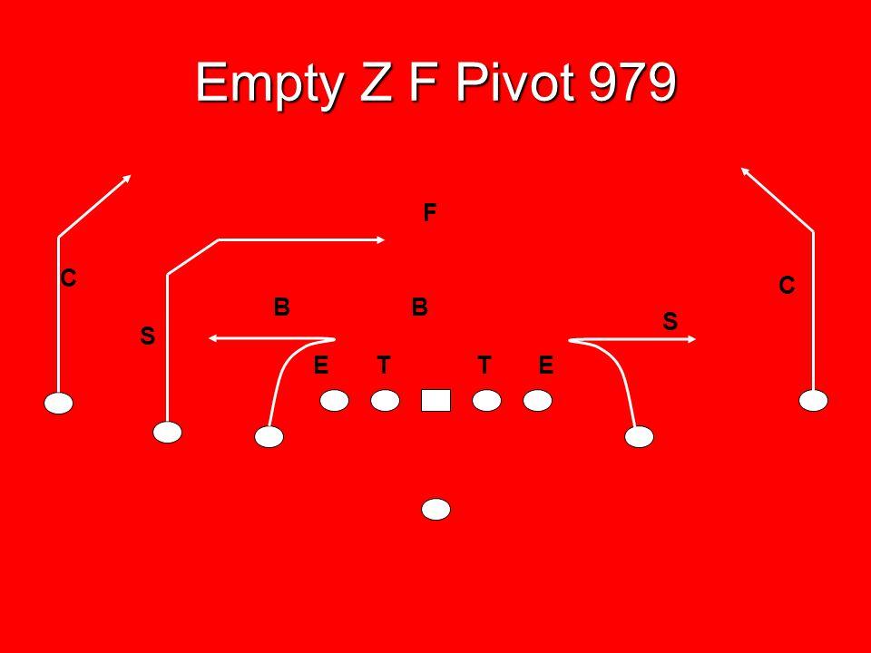 Empty Z F Pivot 979 F C C B B S S E T T E