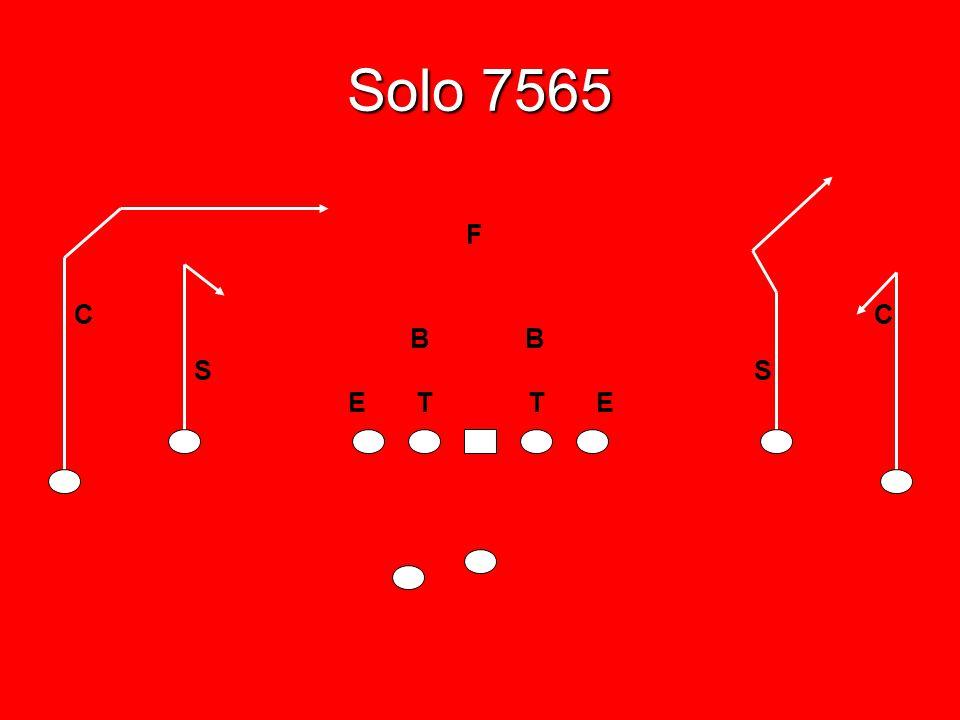 Solo 7565 F C C B B S S E T T E