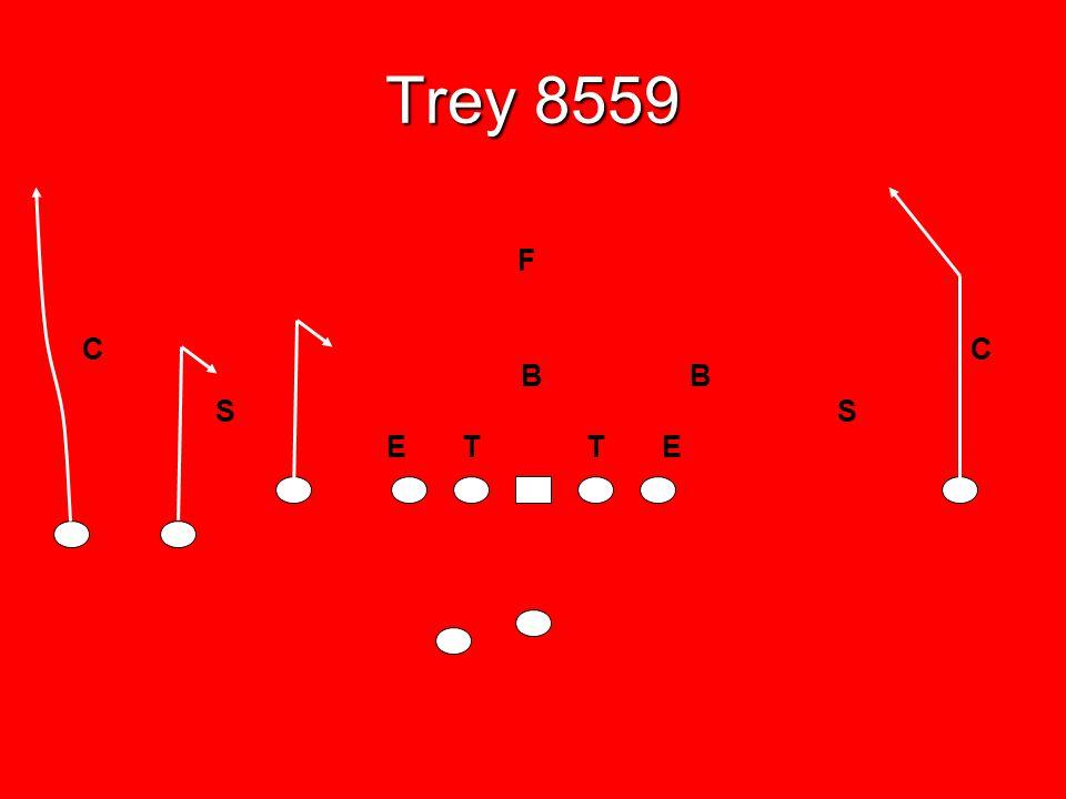 Trey 8559 E T T E B B S F C