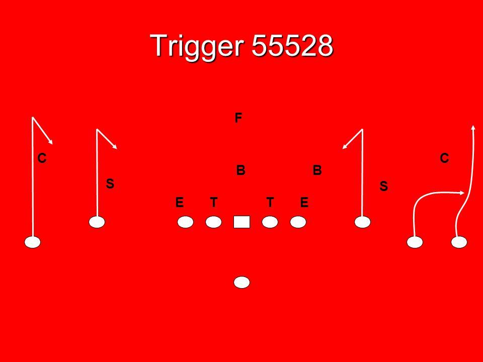 Trigger 55528 F C C B B S S E T T E