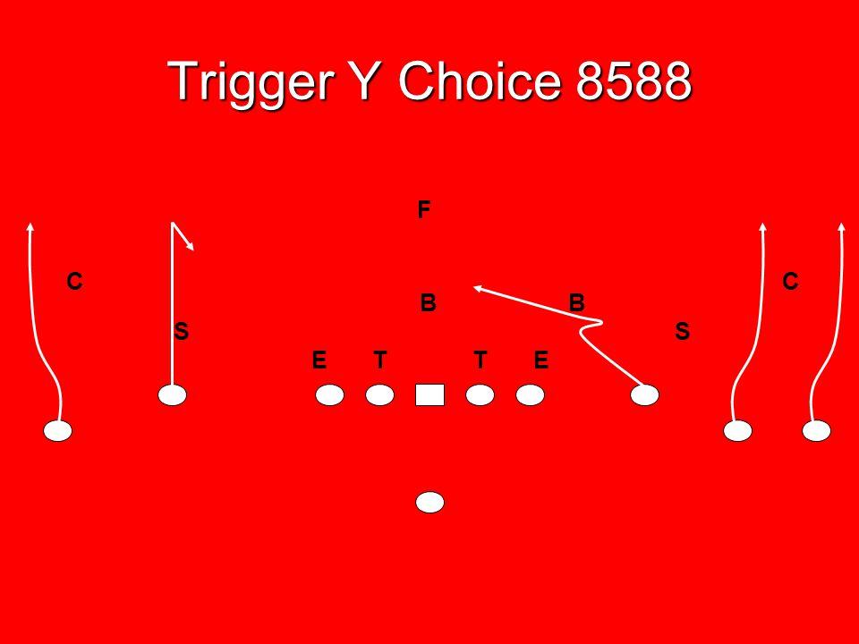 Trigger Y Choice 8588 F C C B B S S E T T E