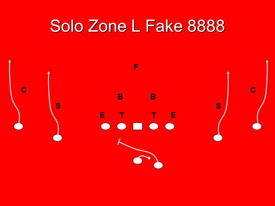 Solo Zone L Fake 8888 E T T E B B S F C