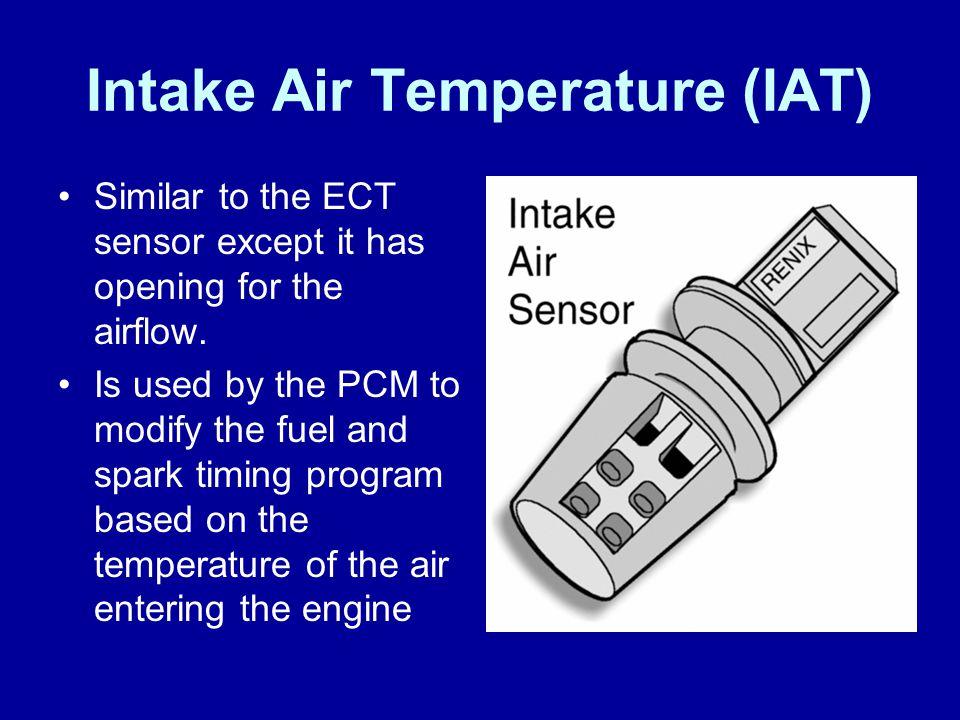 Intake Air Temperature (IAT)