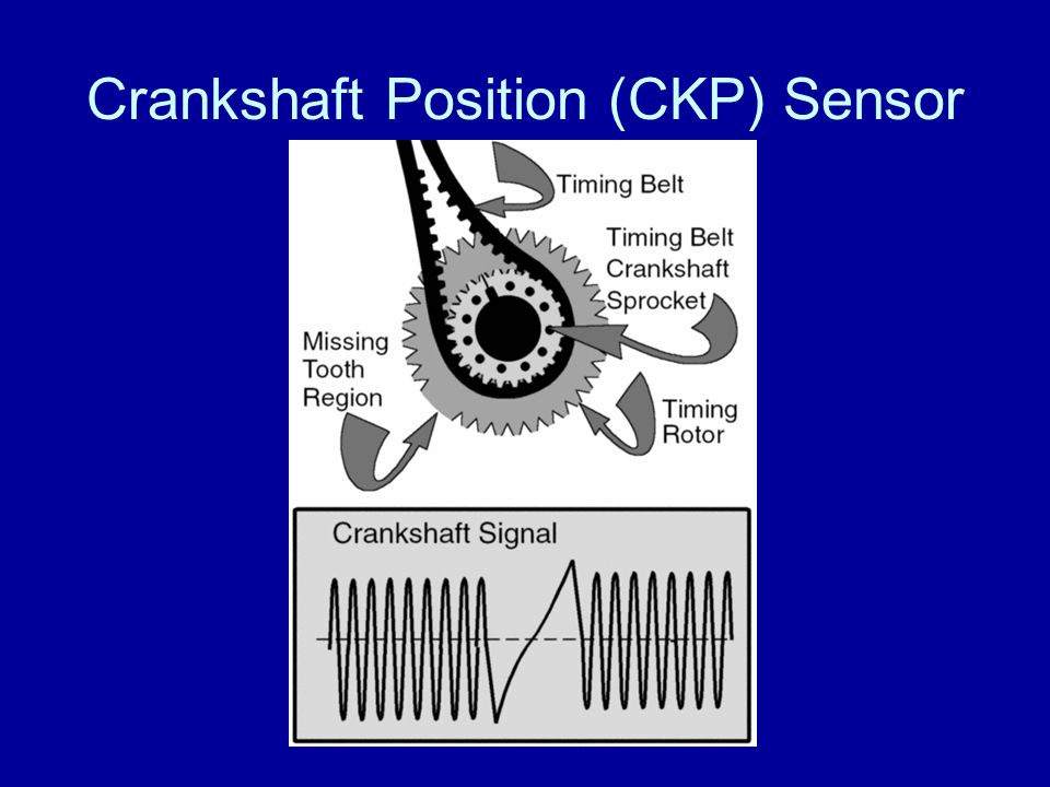 Crankshaft Position (CKP) Sensor