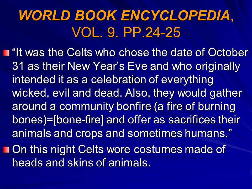 WORLD BOOK ENCYCLOPEDIA, VOL. 9. PP.24-25