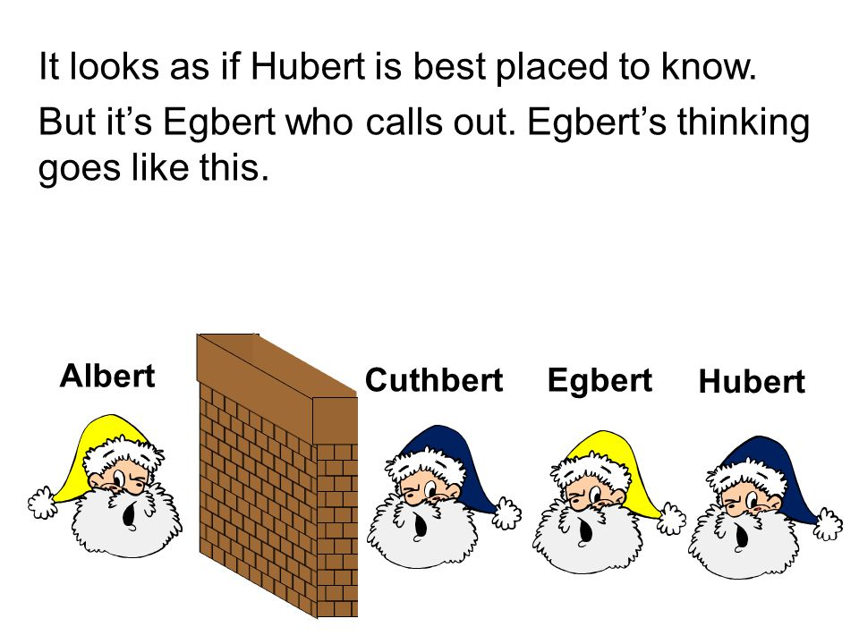 It looks as if Hubert is best placed to know.
