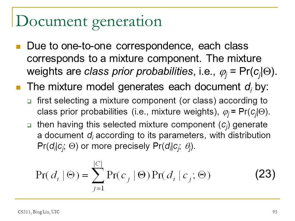 Document generation (23)