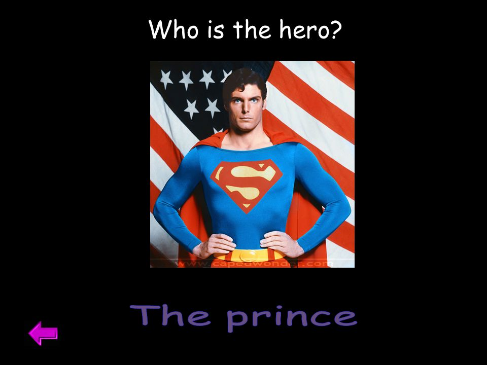 Who is the hero The prince