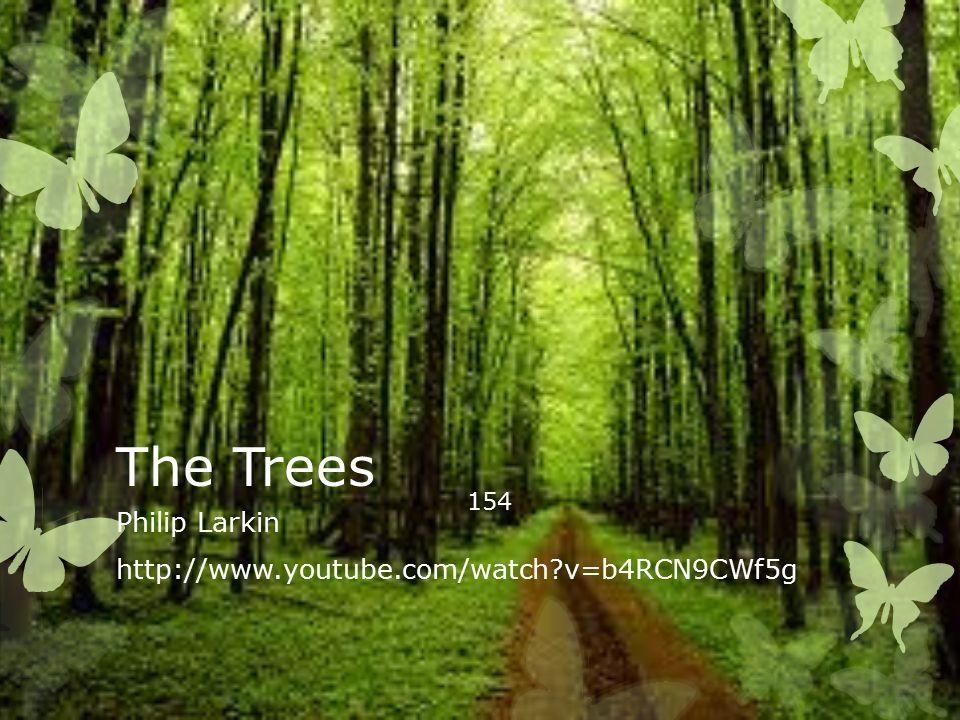 Philip Larkin http://www.youtube.com/watch v=b4RCN9CWf5g