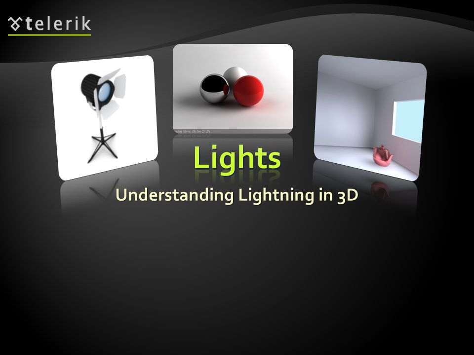 Understanding Lightning in 3D