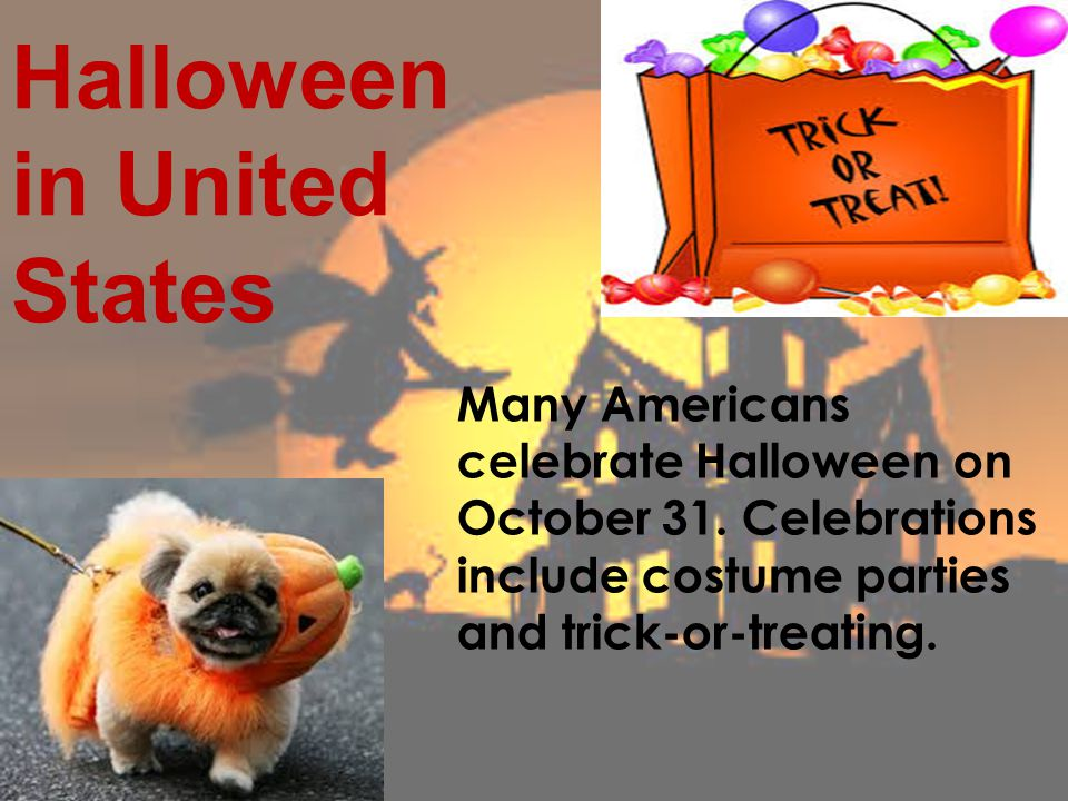 Halloween in United States