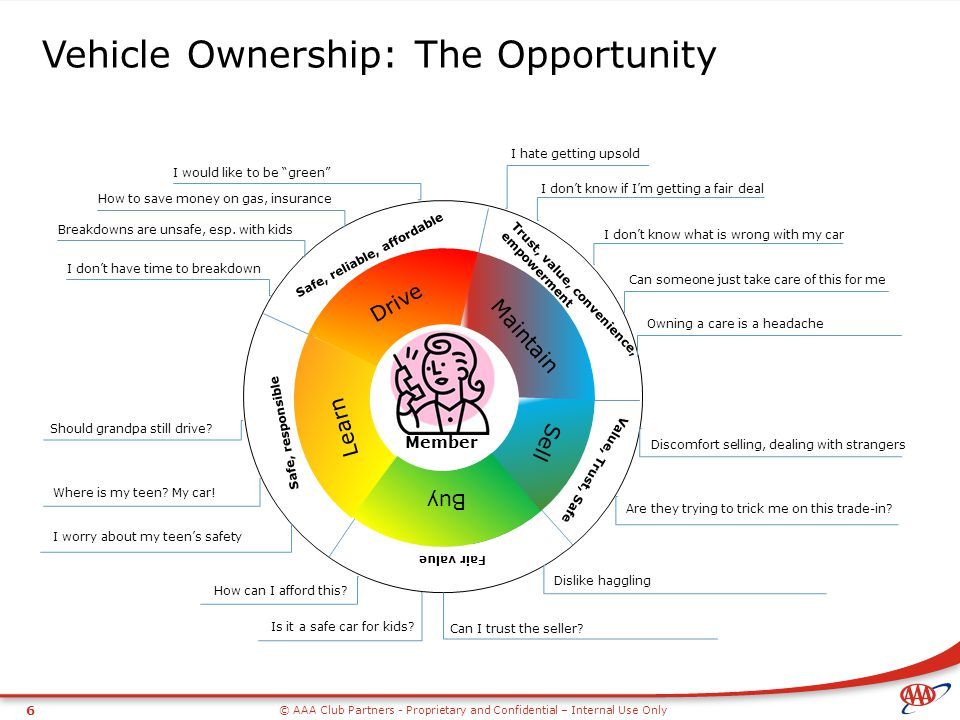 Vehicle Ownership: The Opportunity