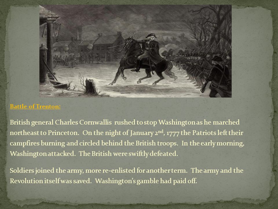 Battle of Trenton: