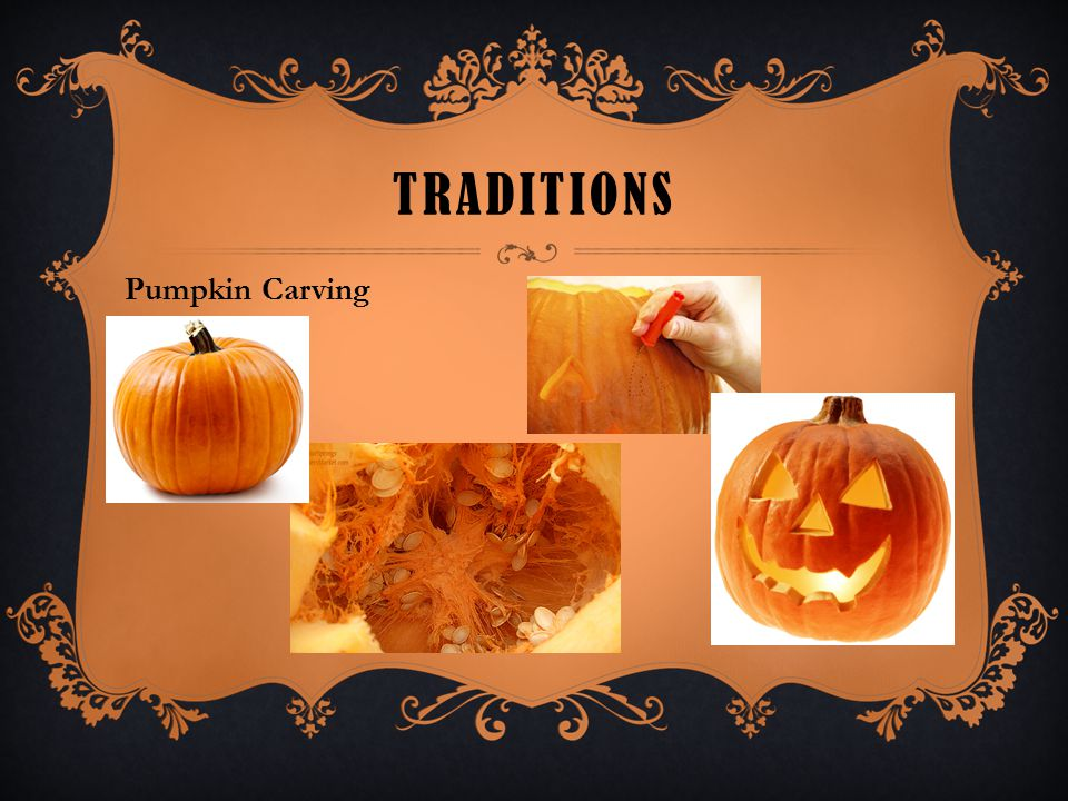 Traditions Pumpkin Carving