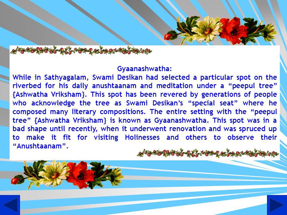 Gyaanashwatha: