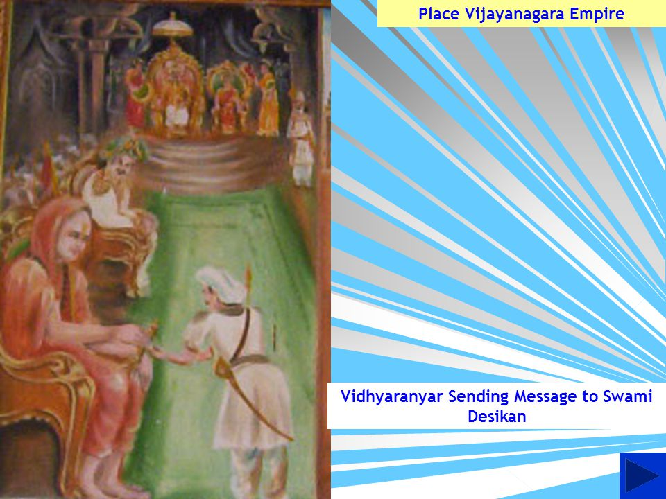 Place Vijayanagara Empire