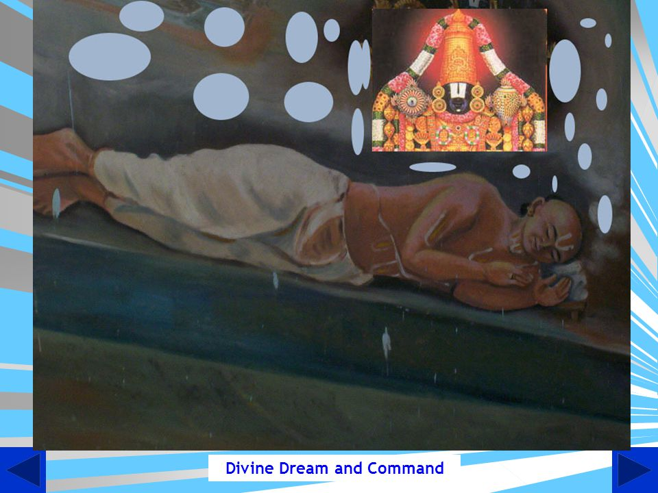 Divine Dream and Command