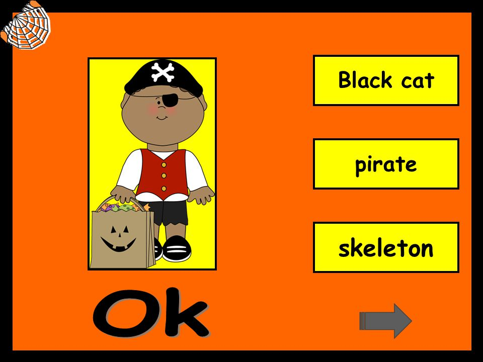 Black cat pirate skeleton Ok