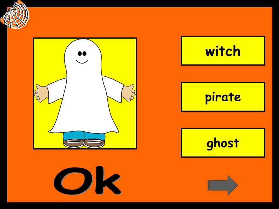 witch pirate ghost Ok
