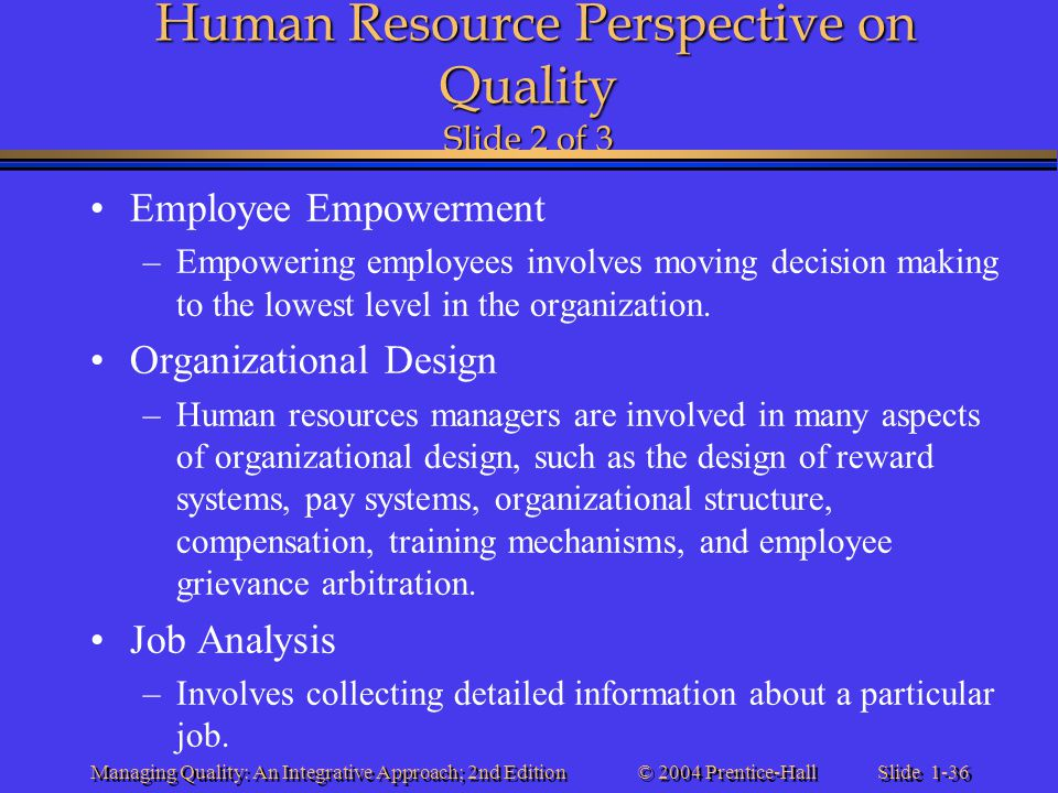Organizational approaches to design of pay and reward systems