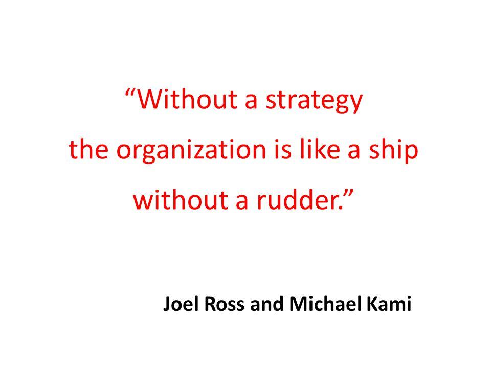 Joel Ross and Michael Kami