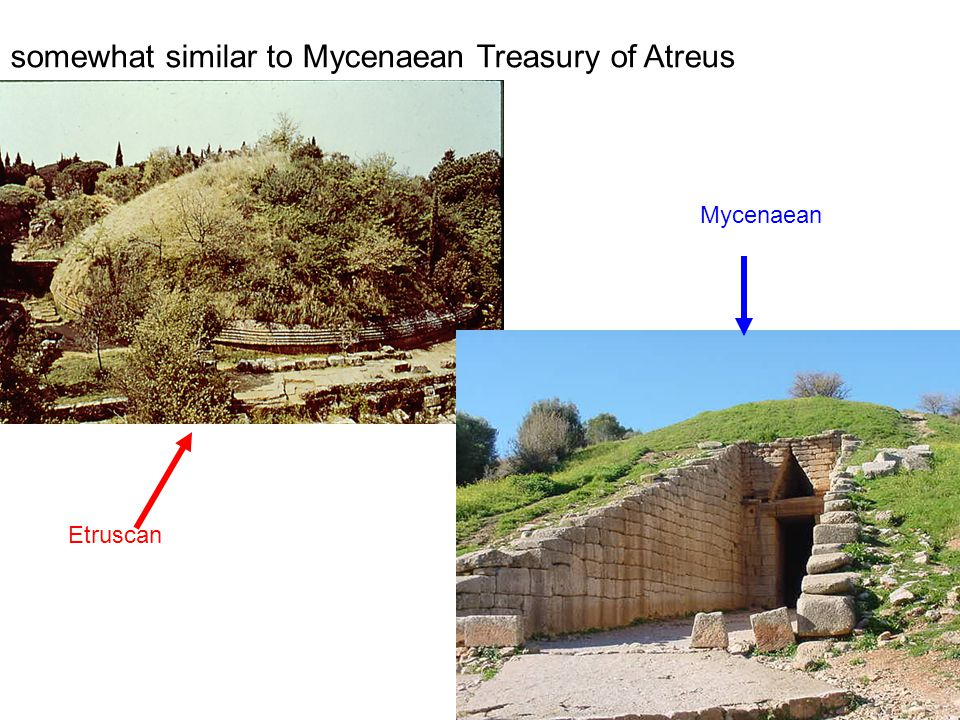 somewhat similar to Mycenaean Treasury of Atreus