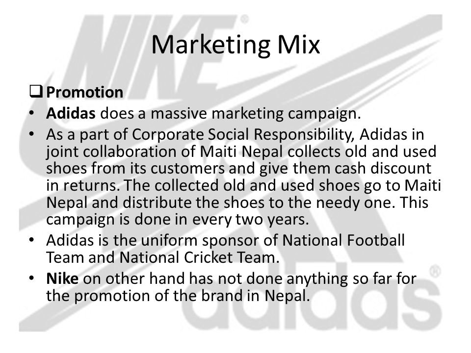 nike versus reebok essay International brand analysis of nike, adidas and puma: a decade of glory download international brand analysis of nike, adidas and puma: a decade of glory.