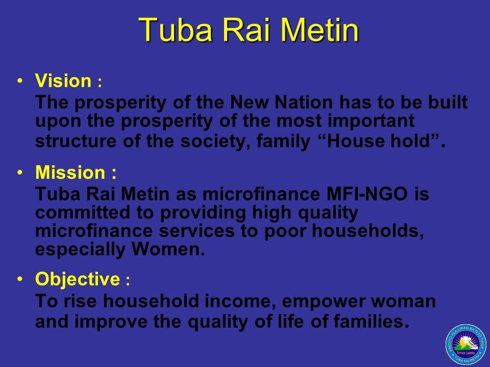 Tuba Rai Metin Vision :
