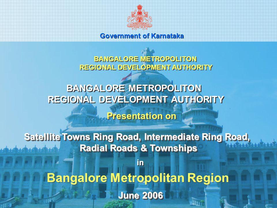 Bangalore Metropolitan Region