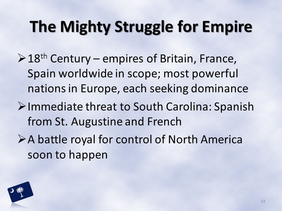 The Mighty Struggle for Empire