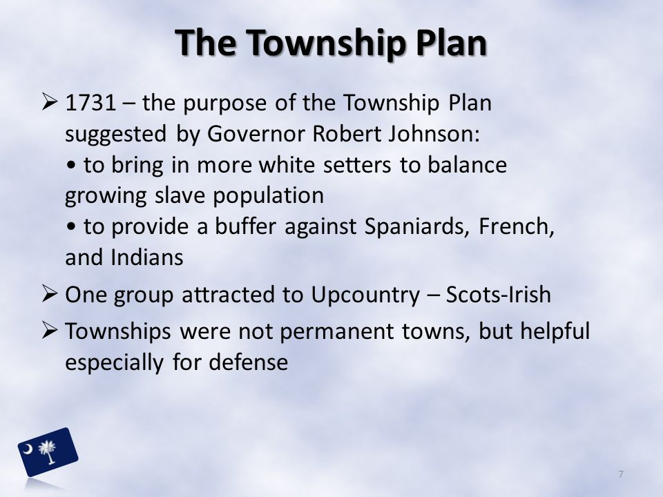 The Township Plan