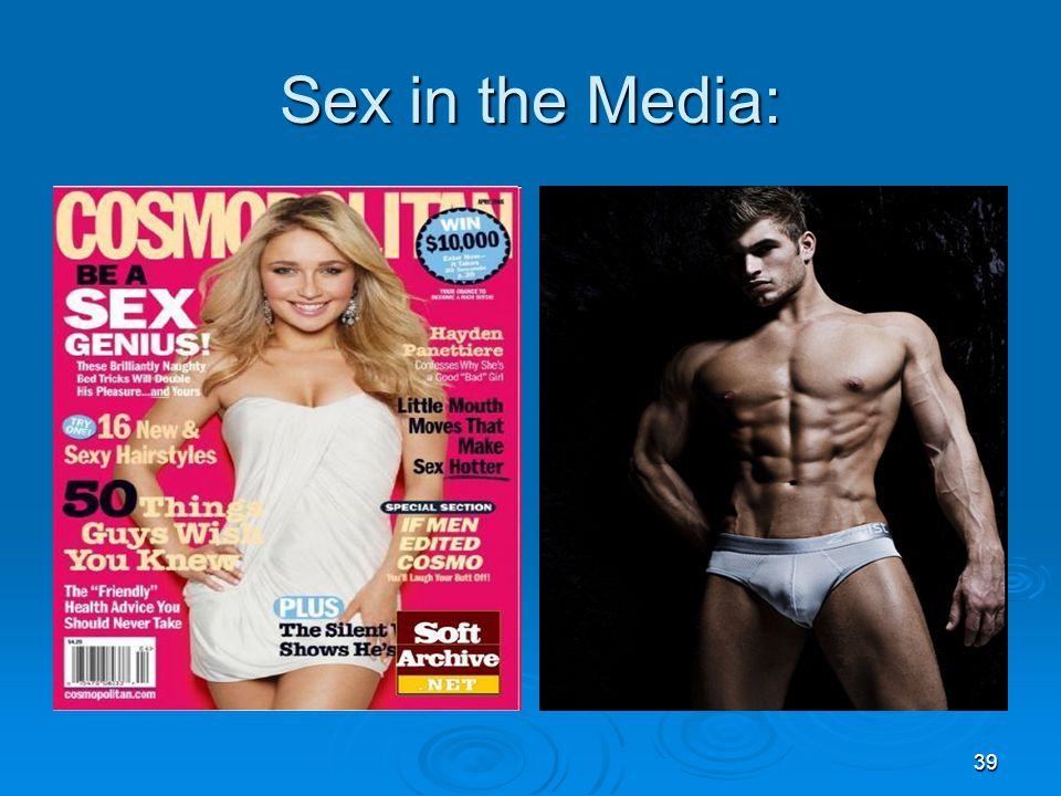 Sex in the Media: