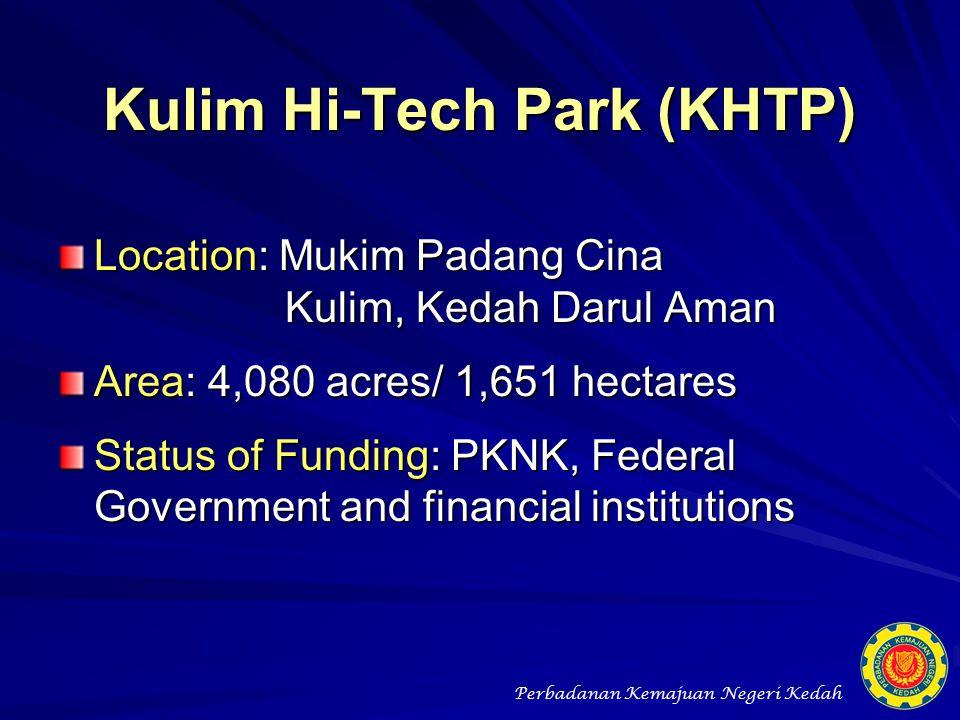 Kulim Hi-Tech Park (KHTP)