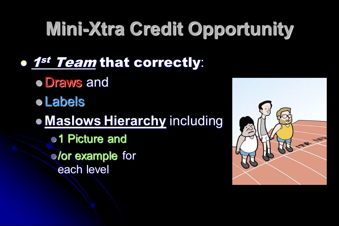 Mini-Xtra Credit Opportunity