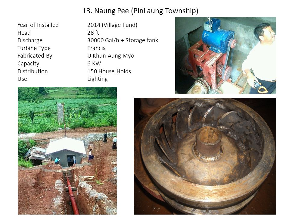 13. Naung Pee (PinLaung Township)