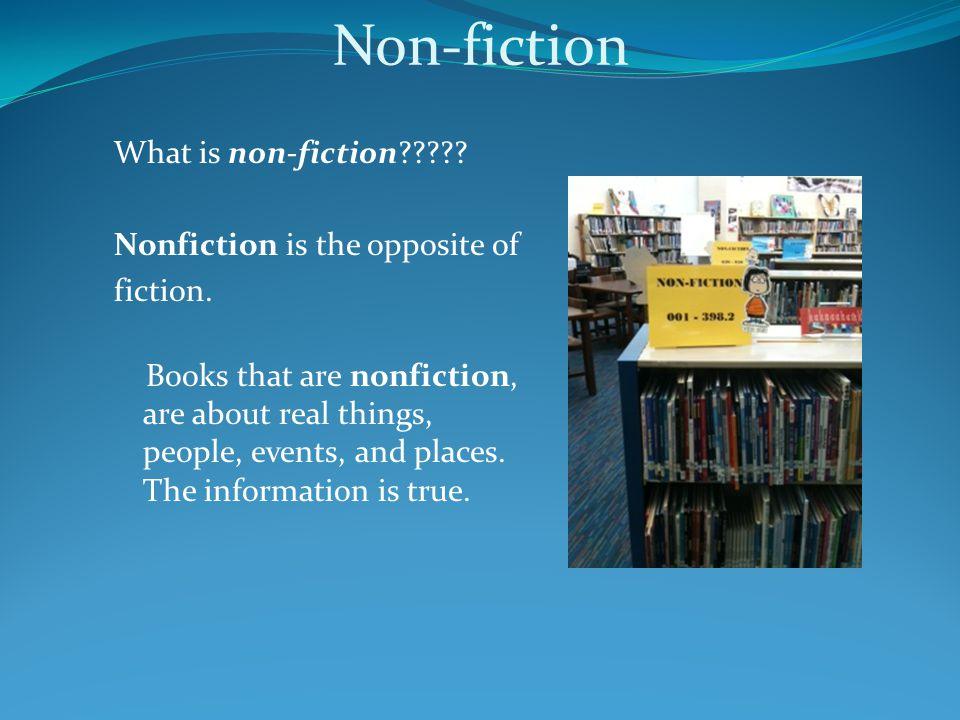 Non-fiction