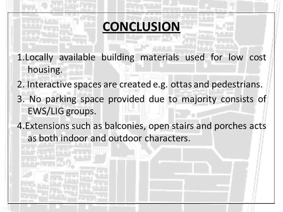 Aranya housing submitted by saajan sharma location ppt for Low cost roofing materials