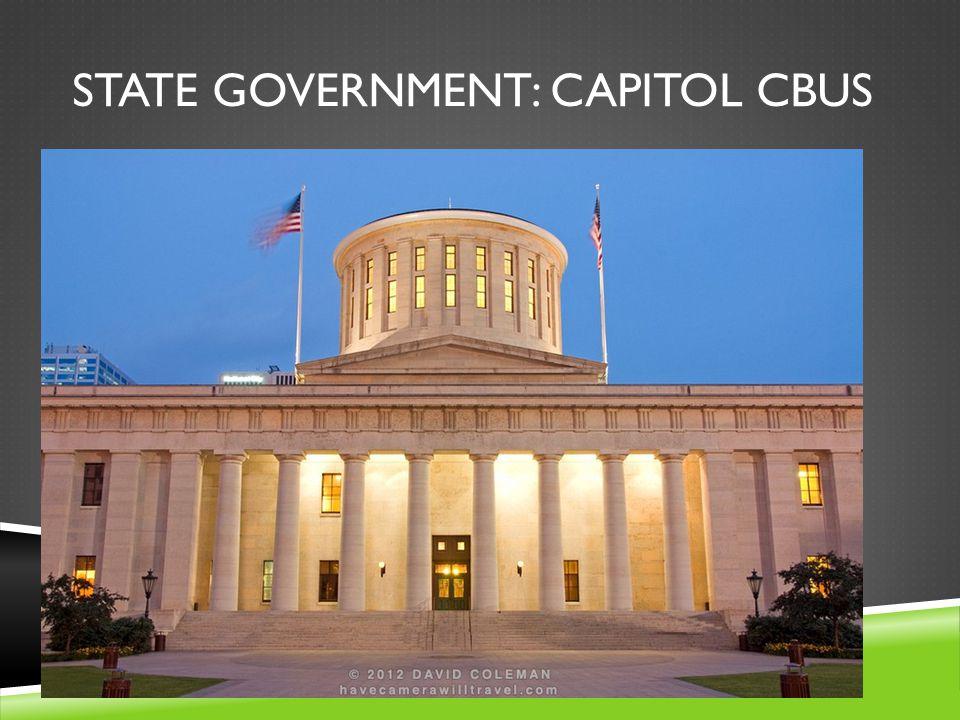 State government: capitol cbus