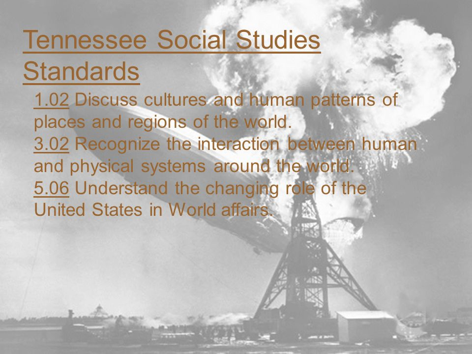 Tennessee Social Studies Standards