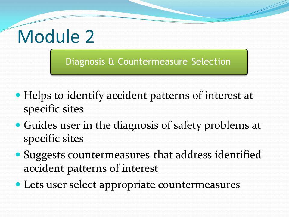 Diagnosis & Countermeasure Selection