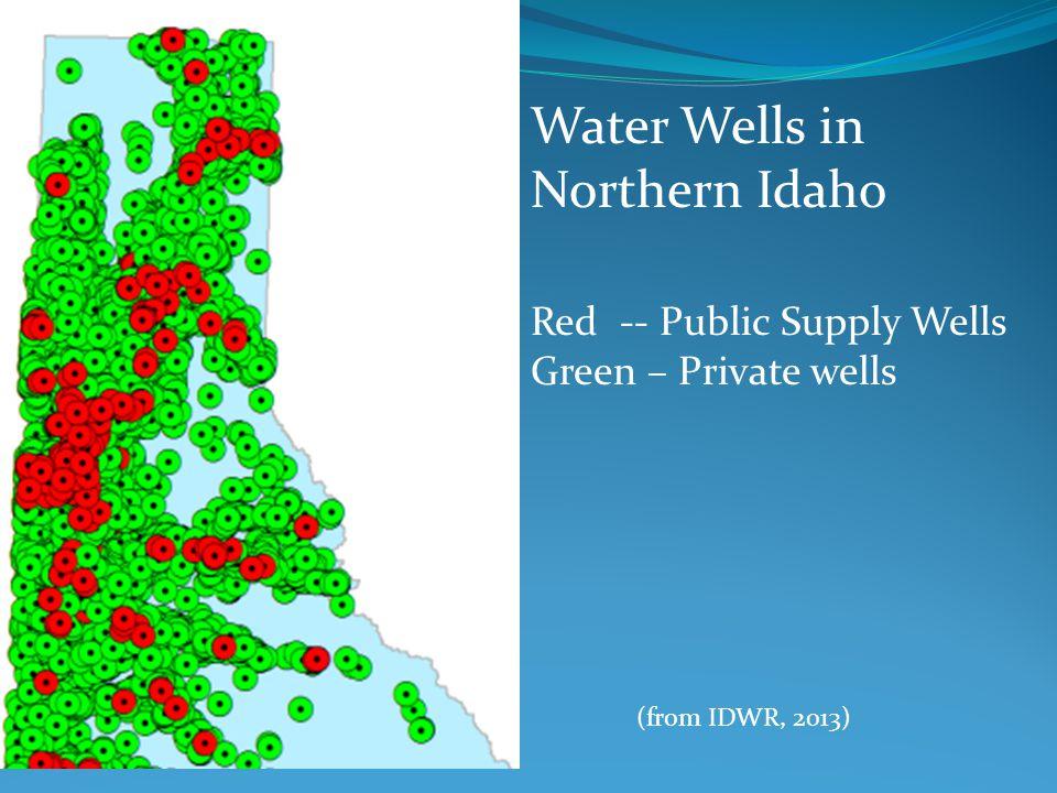 Water Wells in Northern Idaho