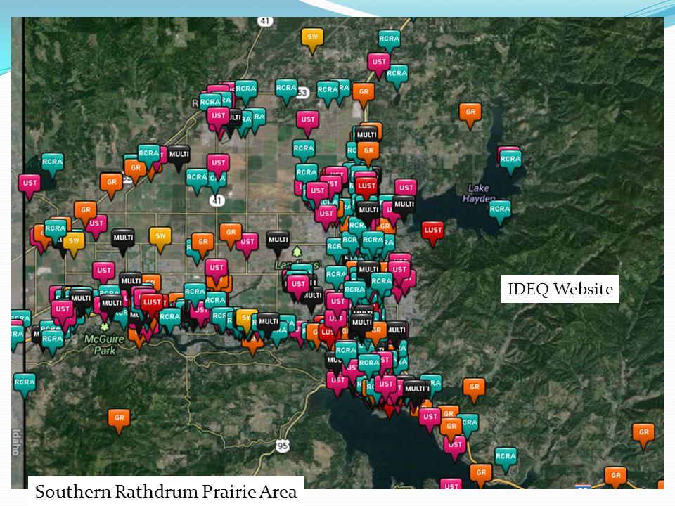 Southern Rathdrum Prairie Area