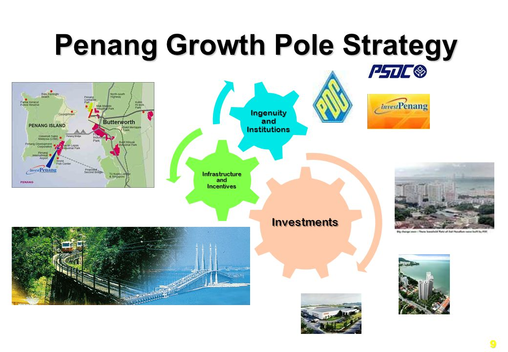 Penang Growth Pole Strategy