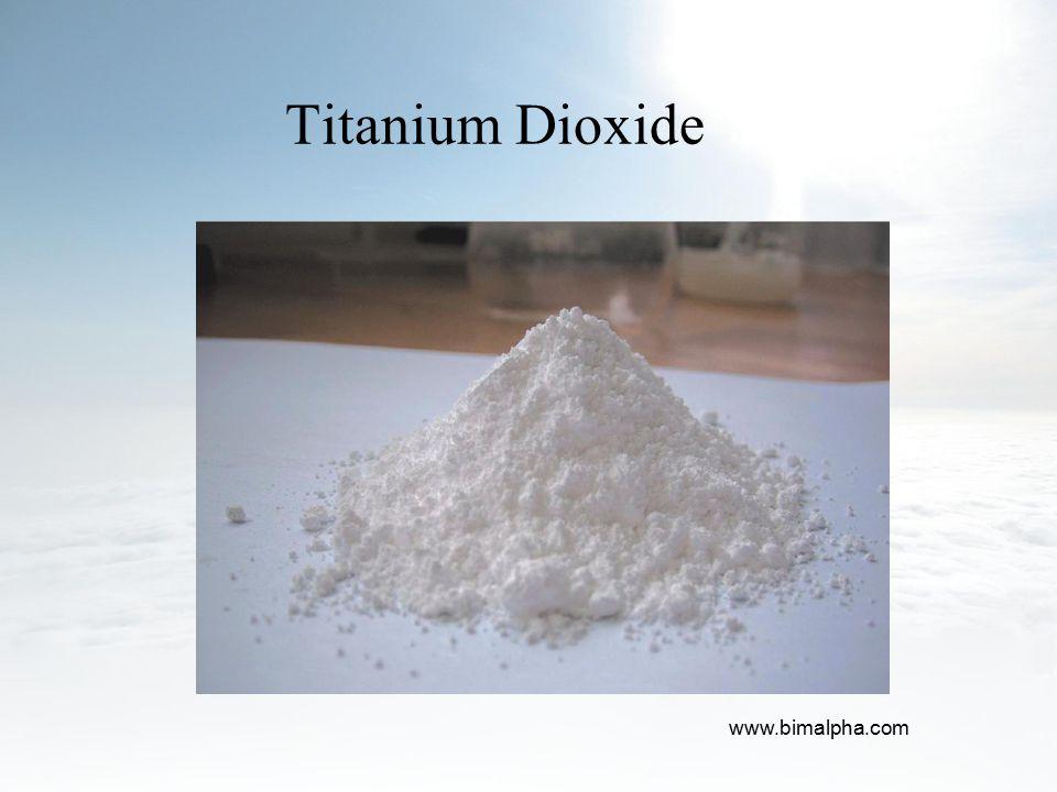 Titanium Dioxide www.bimalpha.com