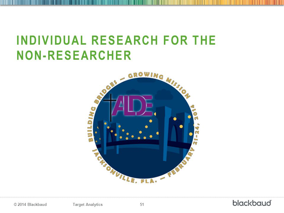 Individual research for the Non-Researcher