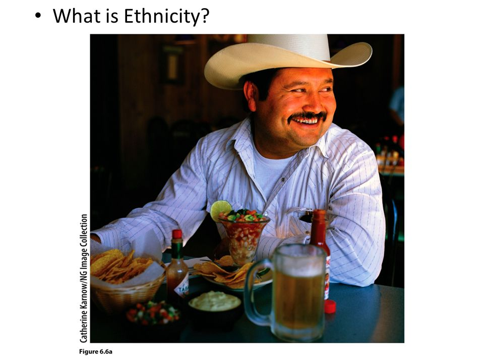What is Ethnicity