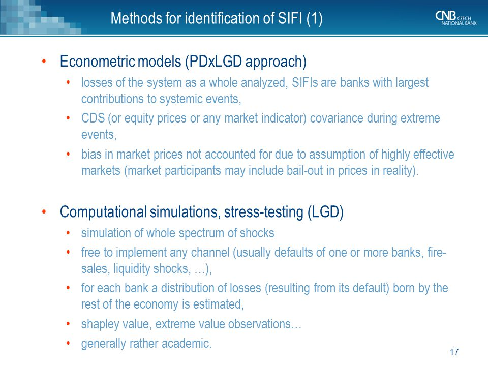 Methods for identification of SIFI (1)