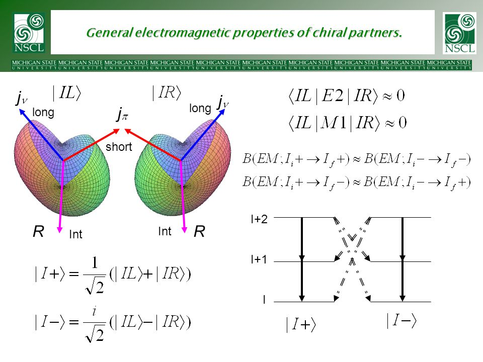 General electromagnetic properties of chiral partners.