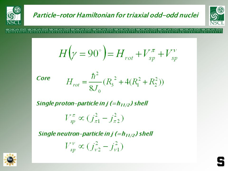 Particle-rotor Hamiltonian for triaxial odd-odd nuclei